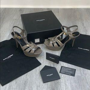 """LNIB YSL """"Tribute"""" heels"""